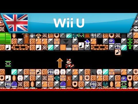 Super Mario Maker - Overview Trailer (Wii U)