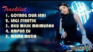 Gambar cover DJ LAGI SYANTIK | GOYANG DUA JARI | MAMA MUDA | PALING MANTAP 2018