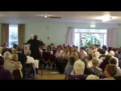 Seventy Six Trombones. Vermuyden Concert Band (VCB)