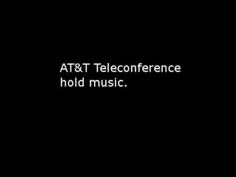 AT&T Teleconference Hold Music