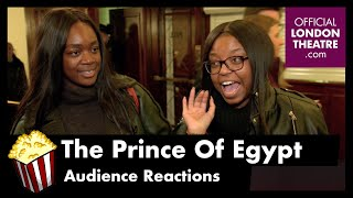 The Prince Of Egypt | Audience Reactions