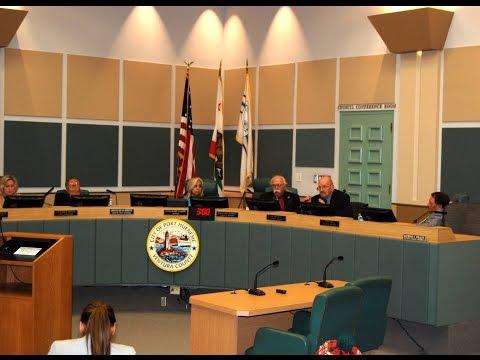 Port Hueneme - City Council 11-9-2015