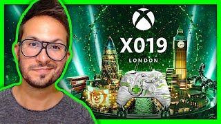 Inside Xbox X019 : découvrez toutes les annonces (Xbox One, xCloud, Game Pass, Xbox Scarlett...)