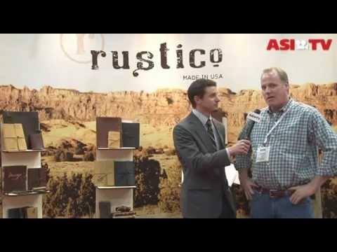 Rustico Wins Best Booth Design at ASI Trade Show in Dallas