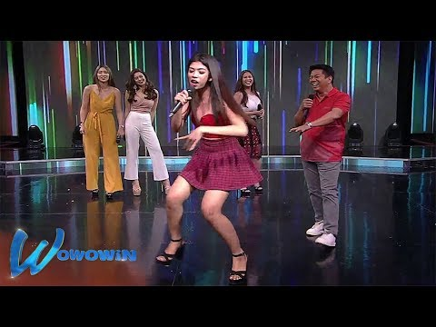 Wowowin: 'Sexy Hipon' Herlene's song and dance craze, malapit na!