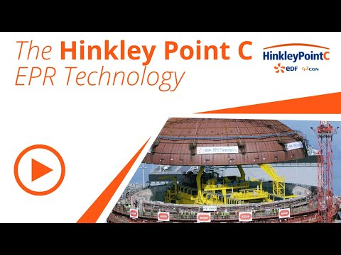 EPR technology that will power Hinkley Point C & Sizewell C
