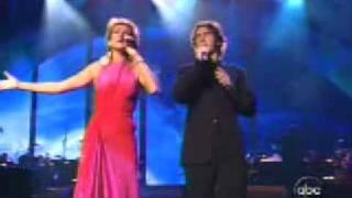 Celine Dion & Josh Groban - The Preyer-live lyrics