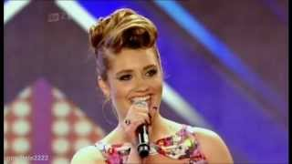 Ella Henderson - Midnight Train To Georgia *Unseen Audition*
