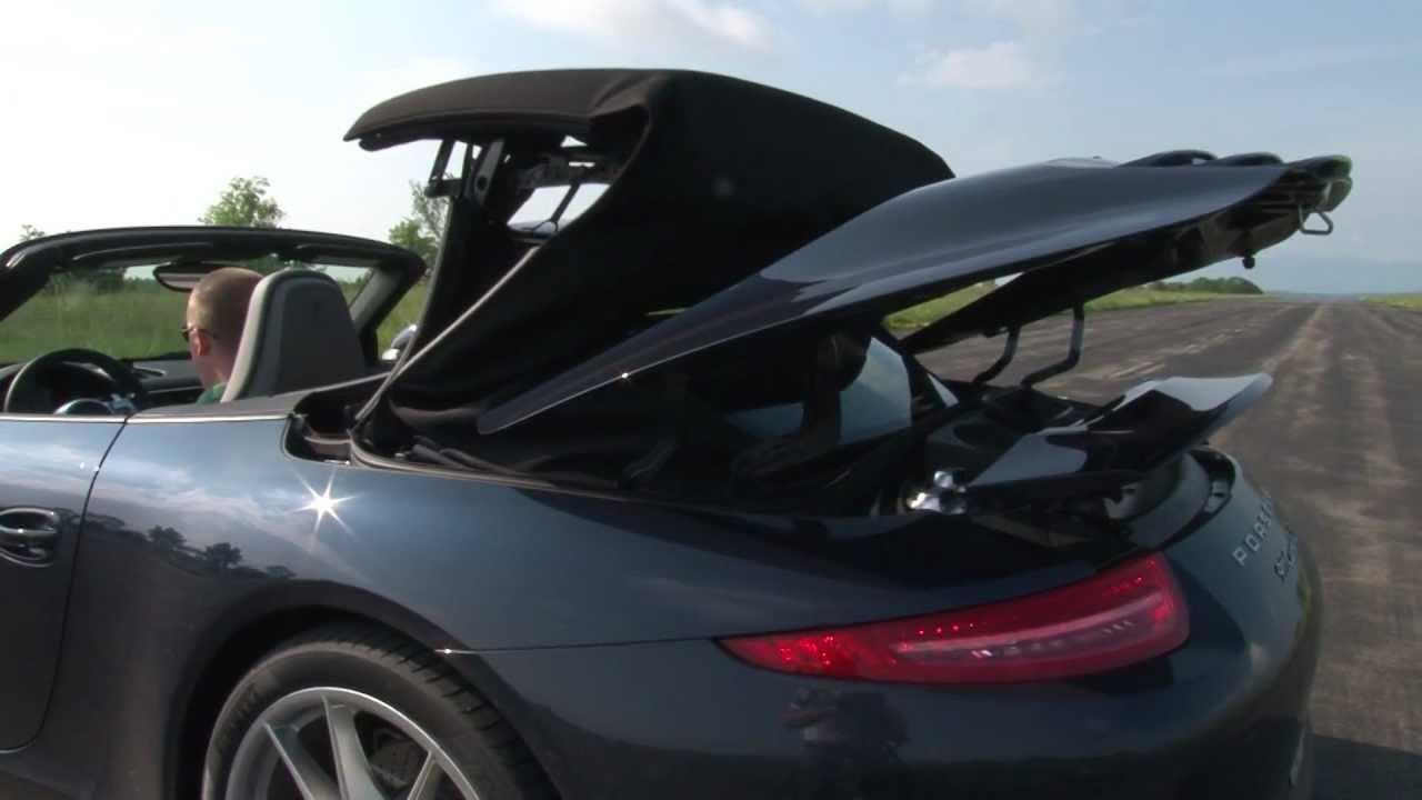 porsche 911 carrera s 2012 cabriolet