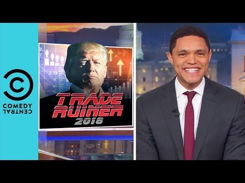 Has Trump Started An International Tax War?   The Daily Show With Trevor Noah