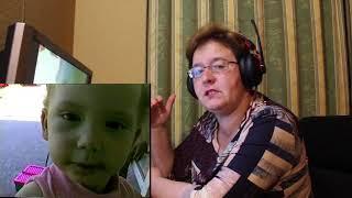 РЕАКЦИЯ МАМЫ НА [Eminem - Mockingbird]