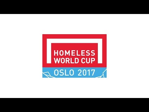 Oslo 2017 Homeless World Cup day 5 Pitch 3