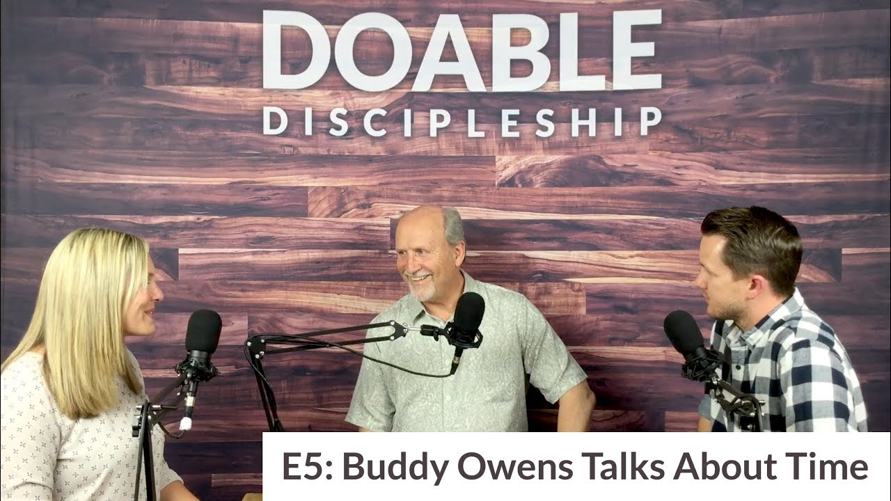 E5 Buddy Owens Talks About Time