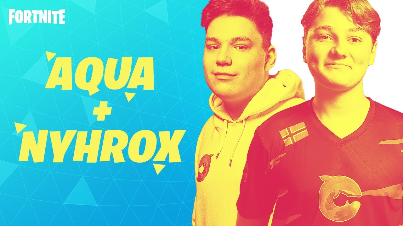 Aqua & Nyhrox - Stories from the Battle Bus