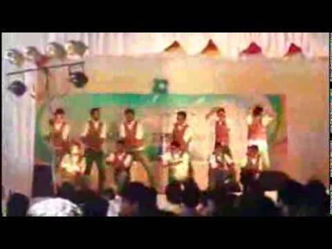 ayiram kanumayi bcom III A batch st  thomas education centre