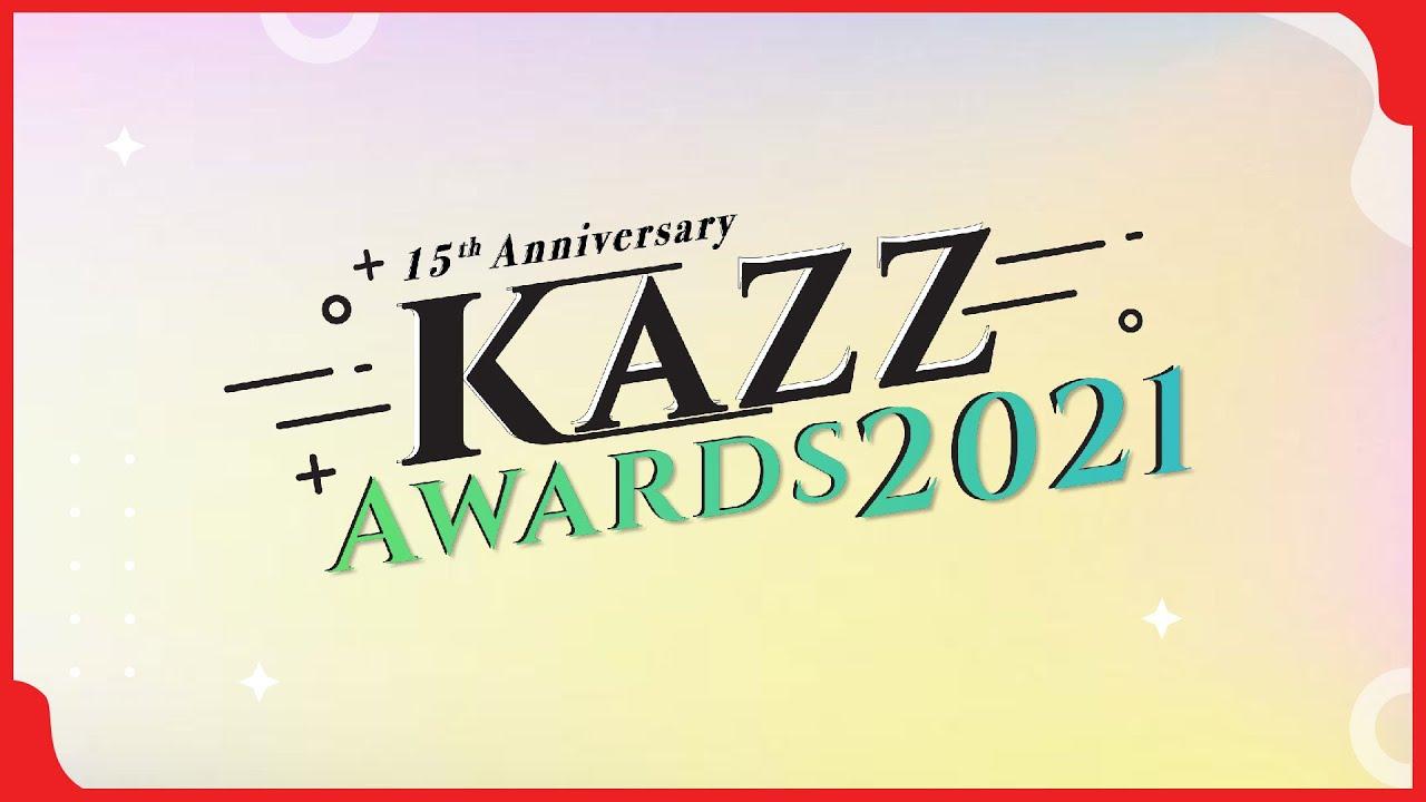 KAZZ AWARDS 2021