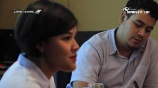 [Liputan] Berbagi Pengalaman dengan Pemilik Restoran Holycow!   BINUSTV Channel
