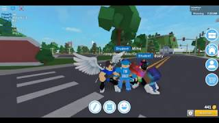 Roblox with Micheal and BBG