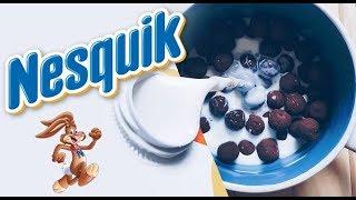 ФИТНЕС РЕЦЕПТЫ ♡ Nesquik ♡ Шоколадные шарики