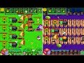 Plants vs Zombies 2012 Hallowen - Lễ hội Ma (Game Java)