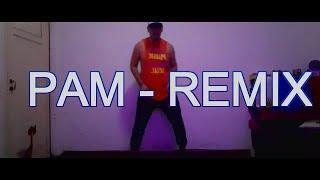 PAM REMIX /  Justin Quiles ✘ Daddy Yankee ✘ El Alfa / GUSTAVO AQUINO / ZUMBA