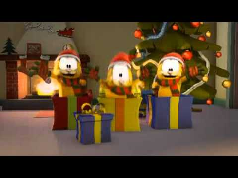Garfield - Merry Christmas to all