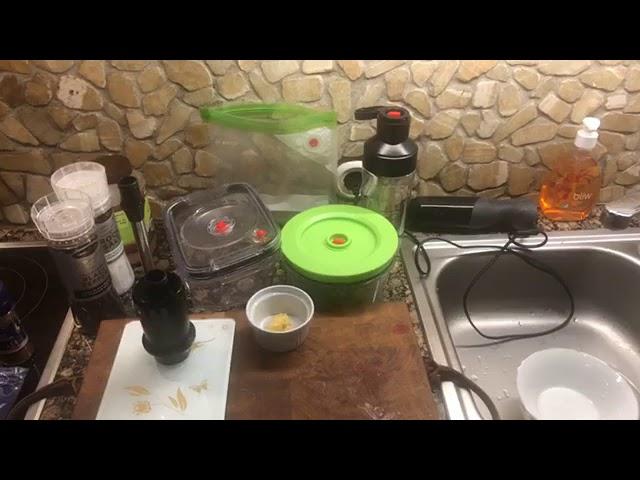 🎅Jõhvika ketšup🍒#boscheesti #ErgoMixx #healthyeating #cooking