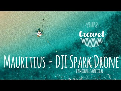 Mauritius - DJI Spark Drone  / 🌴 Travel Vlog 🌴