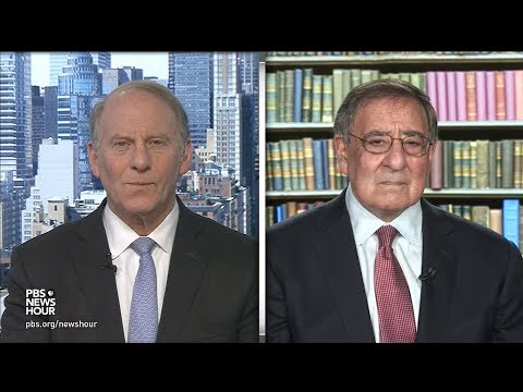 Mattis departure 'puts our nation at risk,' says Panetta