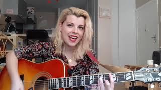Dua Lipa - Levitating / Pauline Mancini (Guitar Cover)