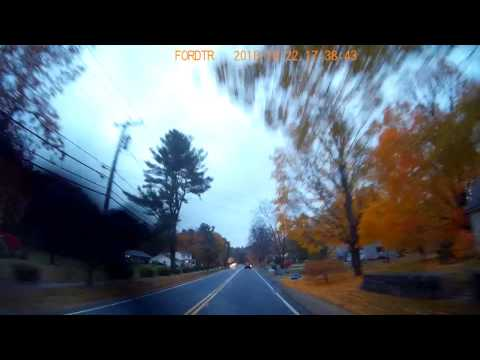 2016-10-22 17:24 - New Hampshire foliage in the rain