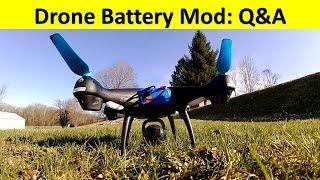 Drone Transmitter Range Extension Mod