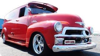 1954 Chevrolet Suburban 3800 Street Rod 2016 Kavalcade Of Kool Auctions America Park