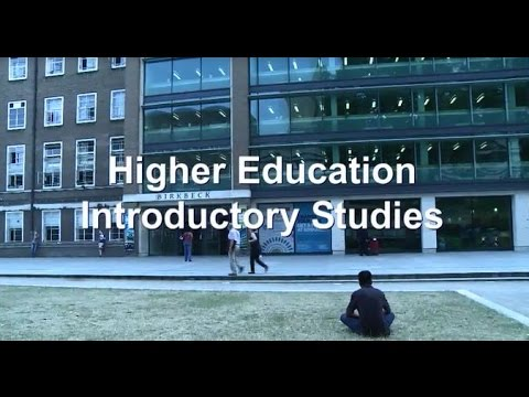 Higher Education Introductory Studies (HEIS) at Birkbeck
