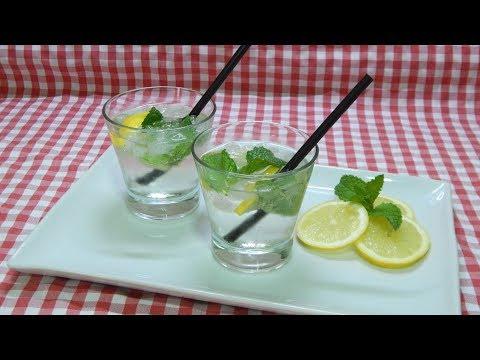 Cómo hacer un rebujito muy refrescante y delicioso Receta rápida y fácil