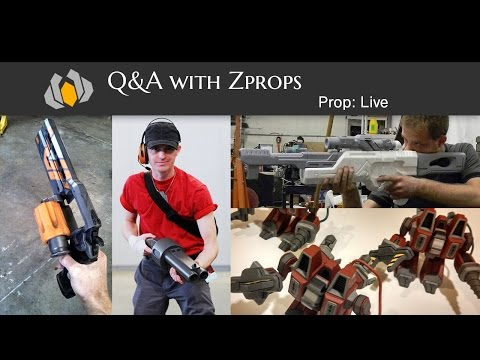 Prop: Live - Q&A with Zprops - 4/2/2015