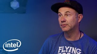 Drone Videographer Eddie Codel's Out of Body Experience | Intel