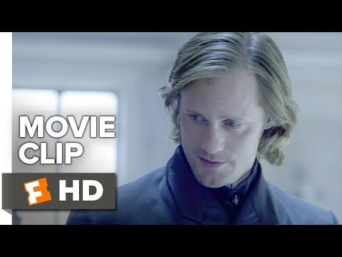 The Legend of Tarzan Movie CLIP - I Never Take the Stairs (2016) - Alexander Skarsgård Movie HD