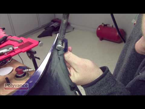 Nitrogen Plastic Welding: Hyundai Sonata Tab Flange Repair