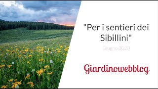 Per i sentieri dei Sibillini
