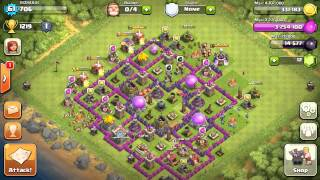 Clash of Clans - Dark Elixir Vultures and Seeking Revenge
