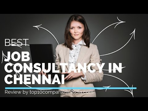 Top 10 Job Consultancy In Chennai | Best Job Consultants 2020