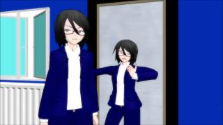 【MMD】My Reflection is Cooler than Me?!