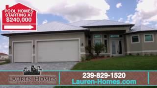 Lauren Homes-New Construction-Cape Coral