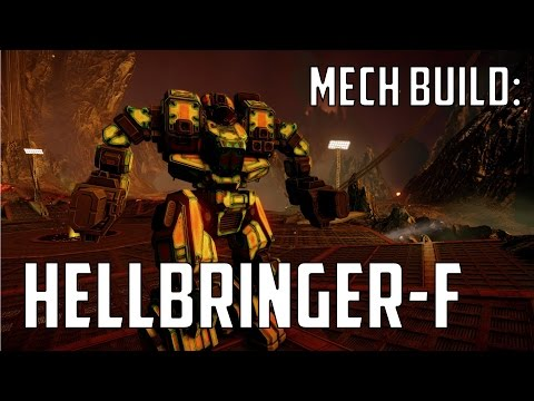 Mech Build - Loyalty Hellbringer