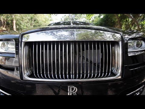 SCMP takes the luxurious Rolls-Royce Wraith to the streets of Hong Kong