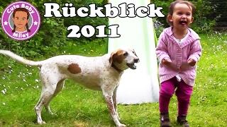 MILEYS RÜCKBLICK MIT SAMMY unserem verstorbenen Hund 2011 | CuteBabyMiley