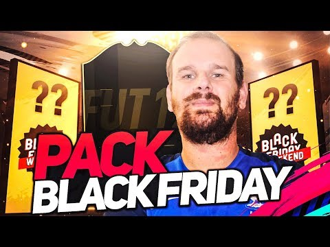 FIFA 19 - MON PLUS GROS PACK OPENING POUR LE BLACK FRIDAY !!