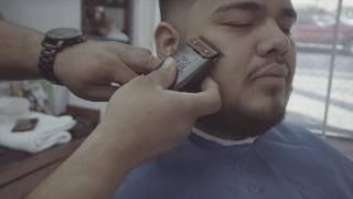 Under Cut | Skin Fade | Beard Clean Up | Eye Brow Razored | Kv7