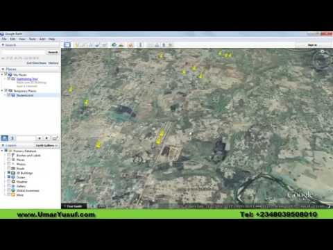 How to Build a Simple GIS Project